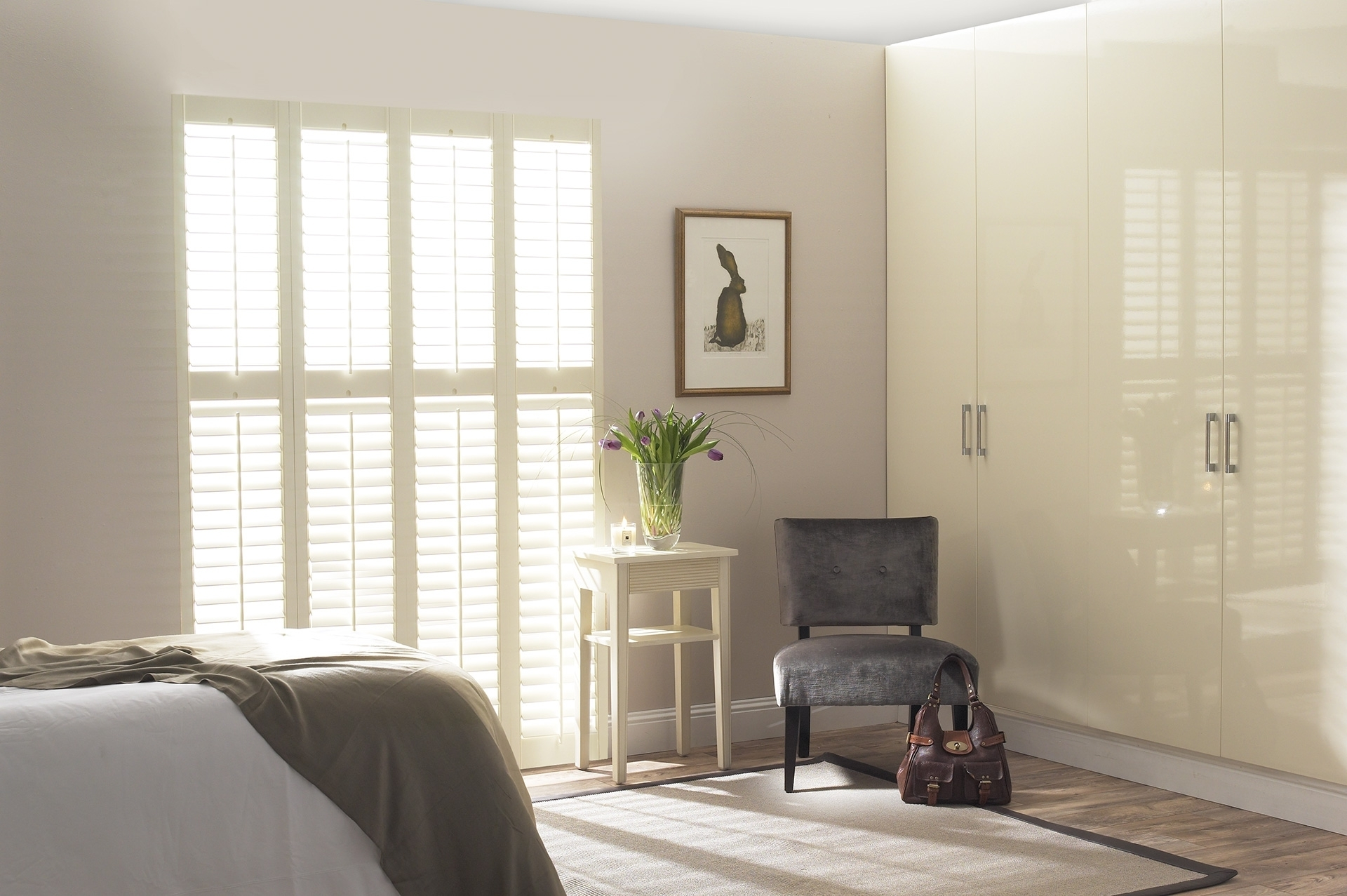 Most Up To Date Cream Gloss Wardrobes Doors Pertaining To Milan Hinged Wardrobe Doors (View 15 of 15)