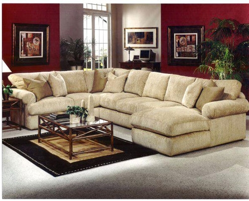 Most Up To Date Down Sectional Sofas In Sectional Sofa: Magnificent Down Filled Sectional Sofa Down Filled (View 5 of 10)
