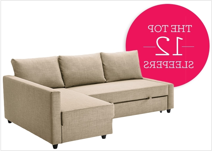 Most Up To Date Ikea Sectional Sleeper Sofas Intended For Sectional Sleeper Sofas For Small Spaces – Tourdecarroll (View 9 of 10)