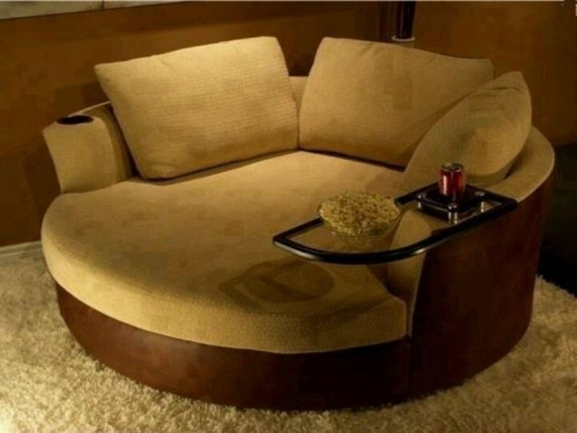 Top 10 Of Round Swivel Sofa Chairs