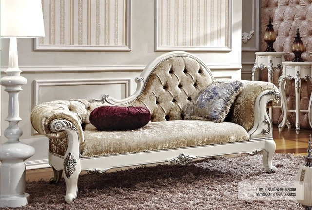 Most Up To Date Royal Baroque Sofa Princess Sofa Chesterfield Luxury Sofa Elegant In Luxury Sofas (View 2 of 10)