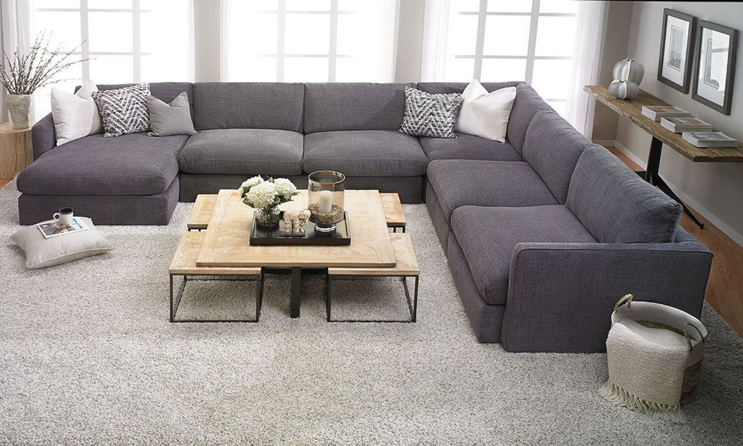 Most Up To Date Sectional Sofa (View 6 of 10)