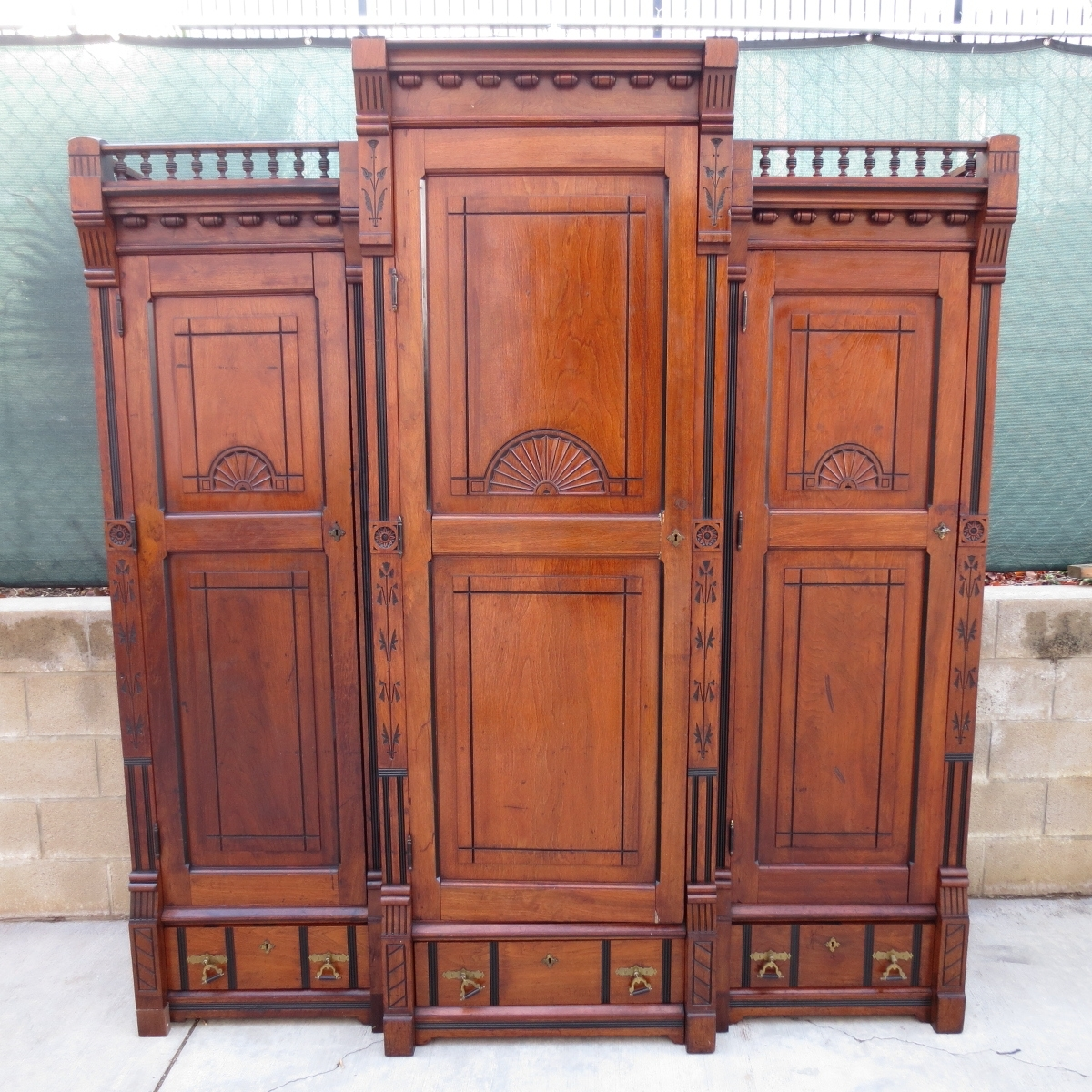 Most Up To Date Victorian Wardrobes For Sale For Antique Armoire Antique Cabinet Victorian Antique Furniture (View 6 of 15)