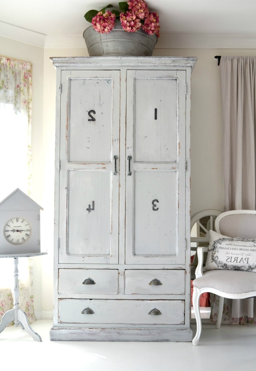 Most Up To Date White Vintage Wardrobes With Regard To Vintage Wardrobes For Kids You Will Fall In Love With – Kids (View 4 of 15)