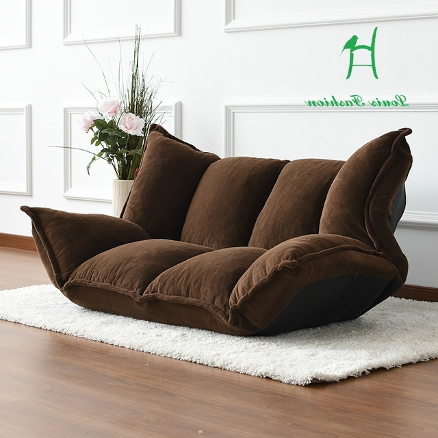 Multifunctional Tatami Lounger Double Folding Sheets Sweet With Regard To Best And Newest Bedroom Sofas (View 10 of 10)