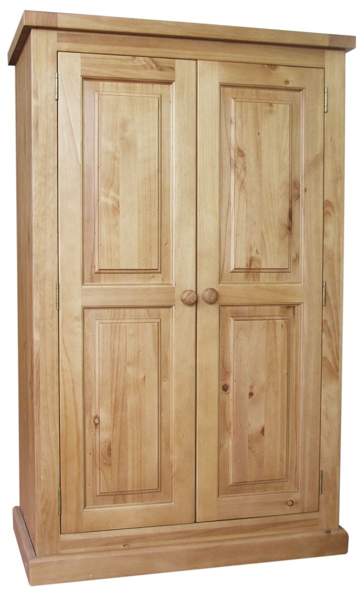 Natural Pine Wardrobes In Well Known 20 Best Country Pine Bedroom Images On Pinterest (View 7 of 15)