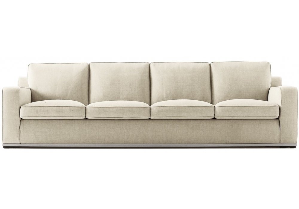 Newest 4 Seater Sofas With Imprimatur 4 Seater Sofa Maxalto – Milia Shop (View 3 of 15)