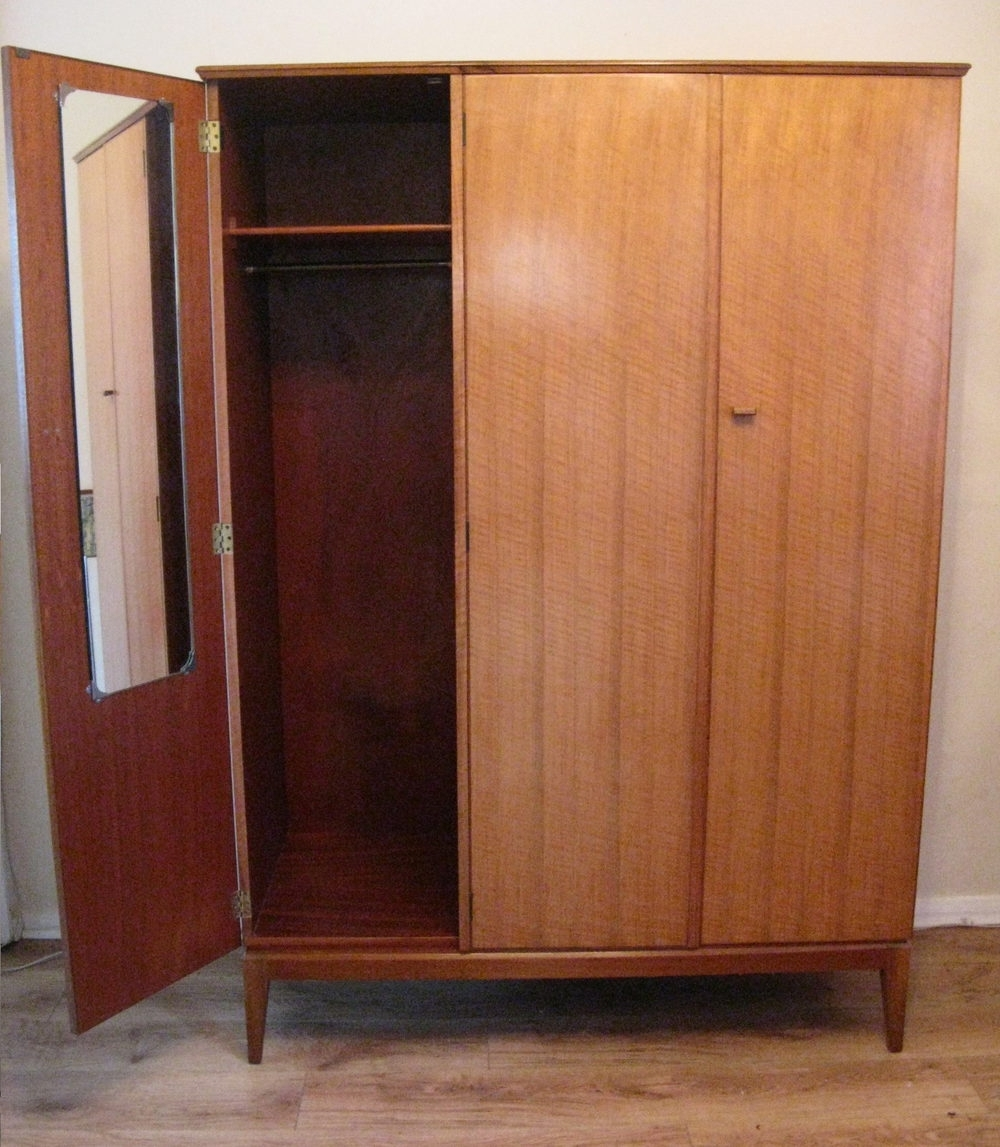 Newest Antique Triple Wardrobes Throughout Antiques Atlas – Alfred Cox Triple Wardrobe (View 13 of 15)
