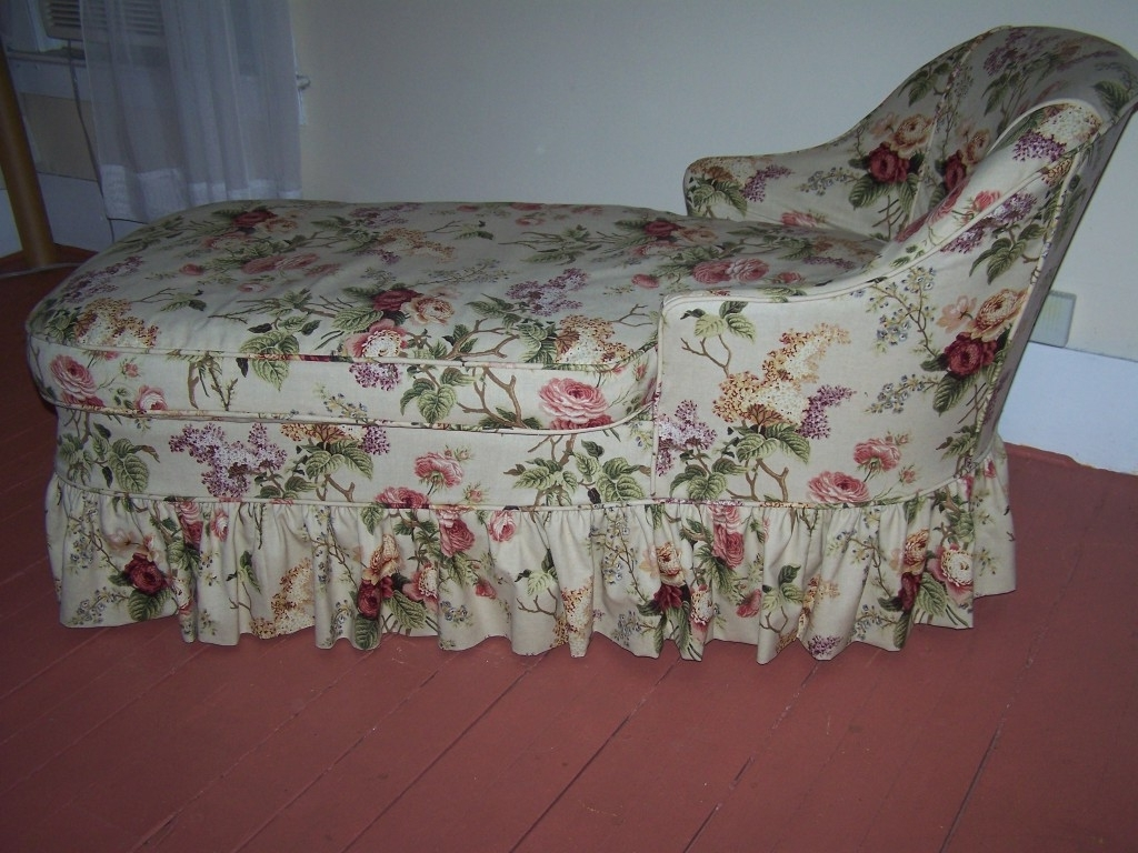 Newest Chaise Slipcovers With Regard To Slipcovers – Kim's Upholstery (View 11 of 15)