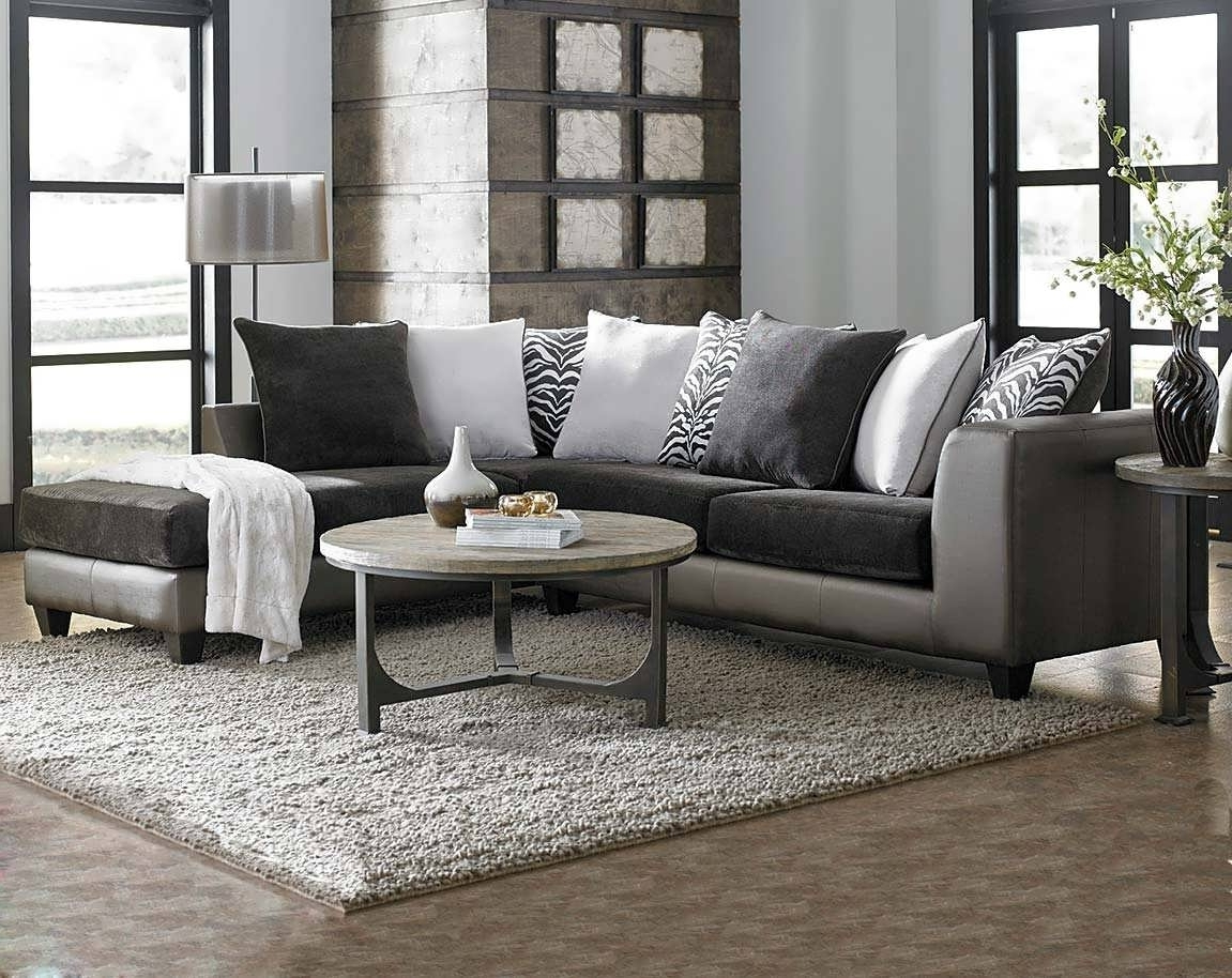 Newest Grey Chaise Sectionals With Regard To Sofa : Grey Chaise Sofa Grey Sectionals For Sale Light Grey (View 9 of 15)