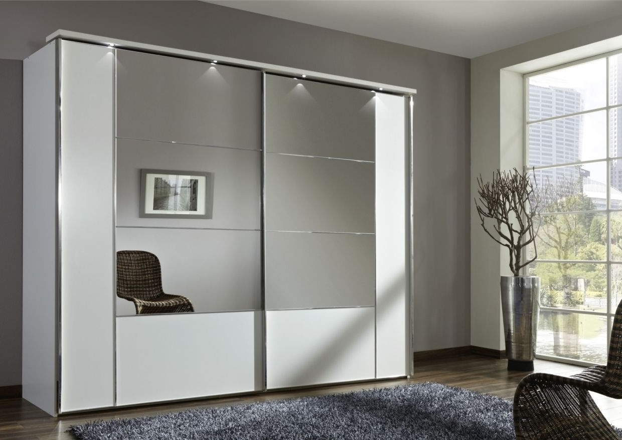Newest Ikea Wardrobes Sliding Mirror Doors 1 Door Mirrored Wardrobe B u0026 Q Intended For Full & Displaying Photos of Full Mirrored Wardrobes (View 9 of 15 Photos)