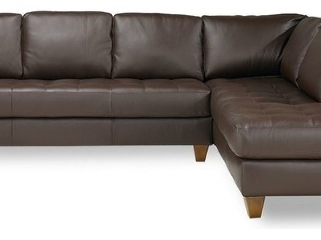 10 Best Macys Leather Sectional Sofas