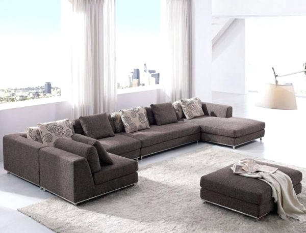 Newest Modern Sectional Sofas Los Angeles Sofa With