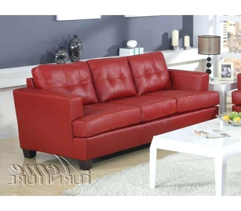 Newest Red Sleeper Sofas In Idea Red Sleeper Sofa For 72 Red Sleeper Sofa Set – Wojcicki (View 5 of 10)