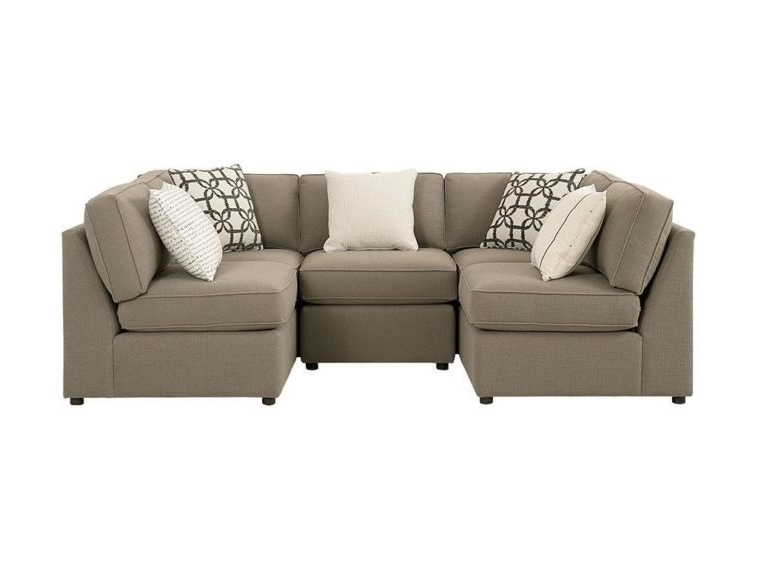 Newest Small U Shaped Sectional Sofas Inside Sofa Beds Design: Stunning Ancient Small U Shaped Sectional Sofa (View 7 of 10)