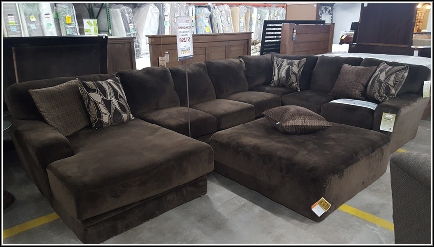 sectionals modern br leather tos sofa sectional brown p htm contemporary