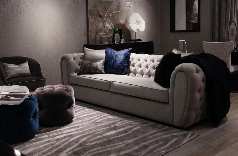 Newest Windsor – Sofas & Armchairs – The Sofa & Chair Company Intended For Windsor Sofas (View 4 of 10)