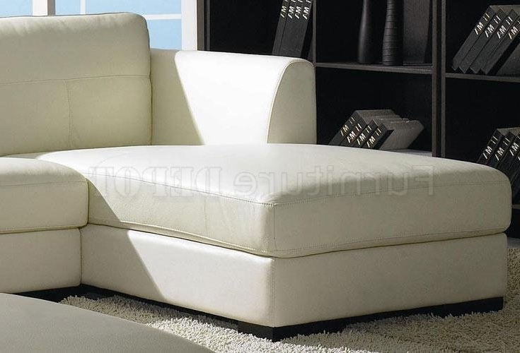 Off White Leather Sofas Throughout Current Sofa Beds Design: Marvellous Contemporary Off White Leather (View 9 of 10)