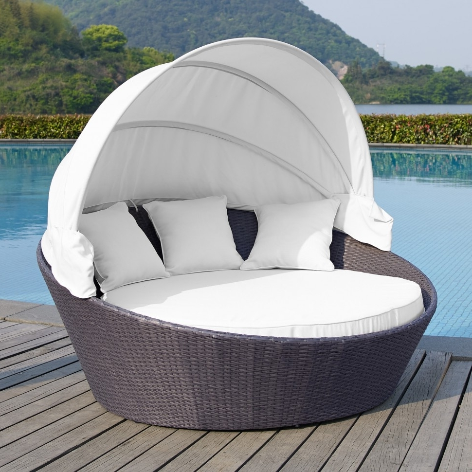 Outdoor Chaise Lounge Chairs With Canopy Throughout Famous Best Chaise Lounge Outdoor With 20 Outdoor Chaise Lounge Patio Amp (View 7 of 15)