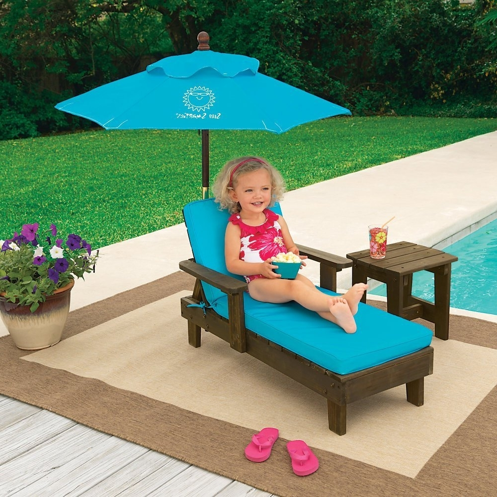 15 Best Collection Of Children S Outdoor Chaise Lounge Chairs