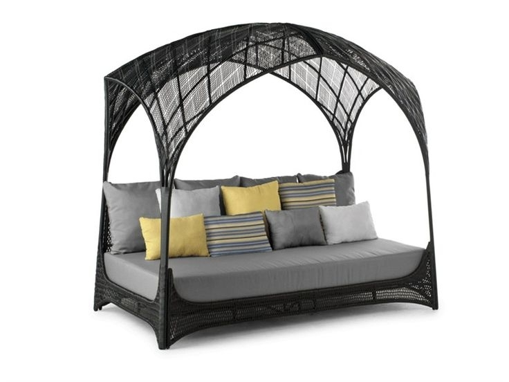 Outdoor Sofa With Canopy Intended For Recent Outdoor Sofas With Canopy (View 6 of 10)