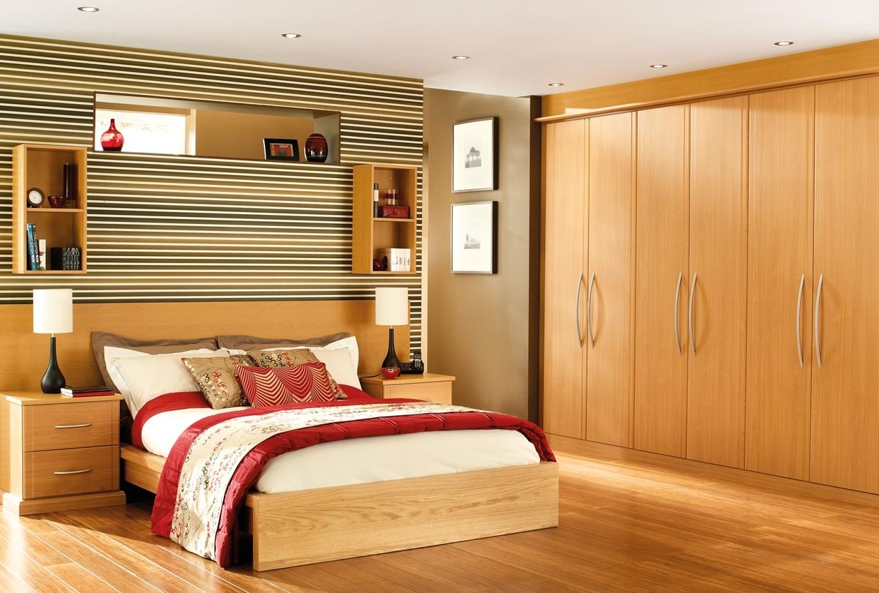 Over Bed Wardrobes Sets Within Well Known Sharps Bedrooms – Fitted Bedroom Furniture & Wardrobes (View 11 of 15)