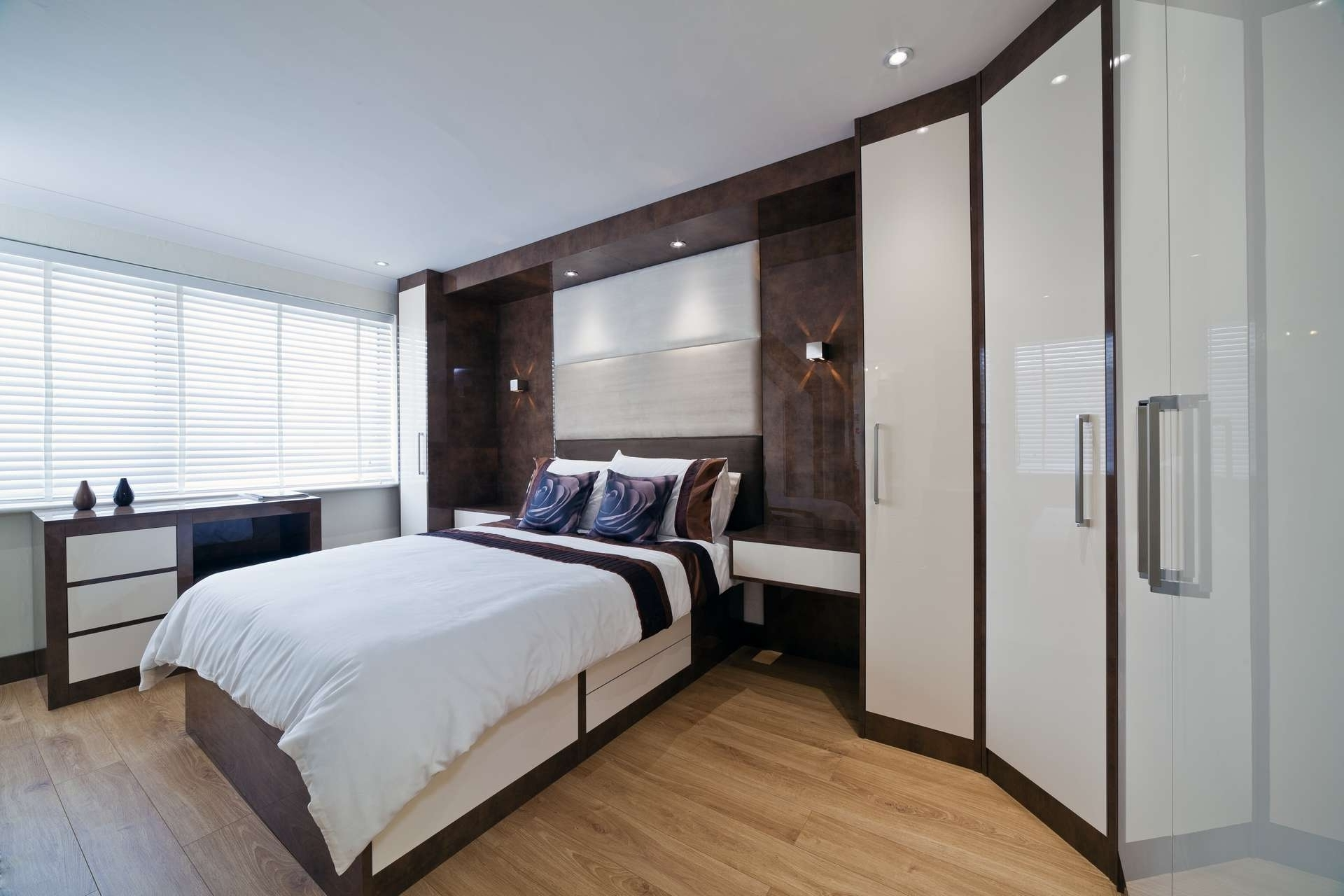 Overbed Fitted Wardrobes Bedroom Furniture (View 11 of 15)