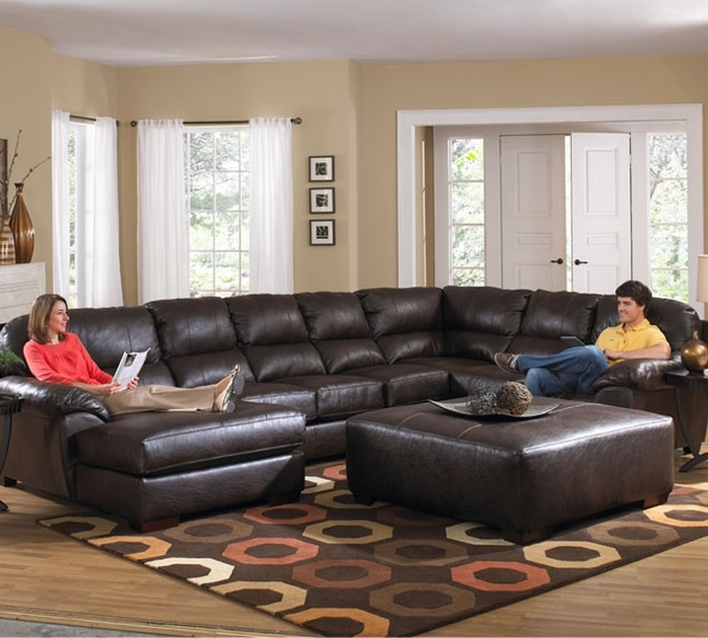Oversized Sectional Sofas Within Current Options For Oversized Sectional Sofa : S3Net – Sectional Sofas Sale (View 6 of 10)