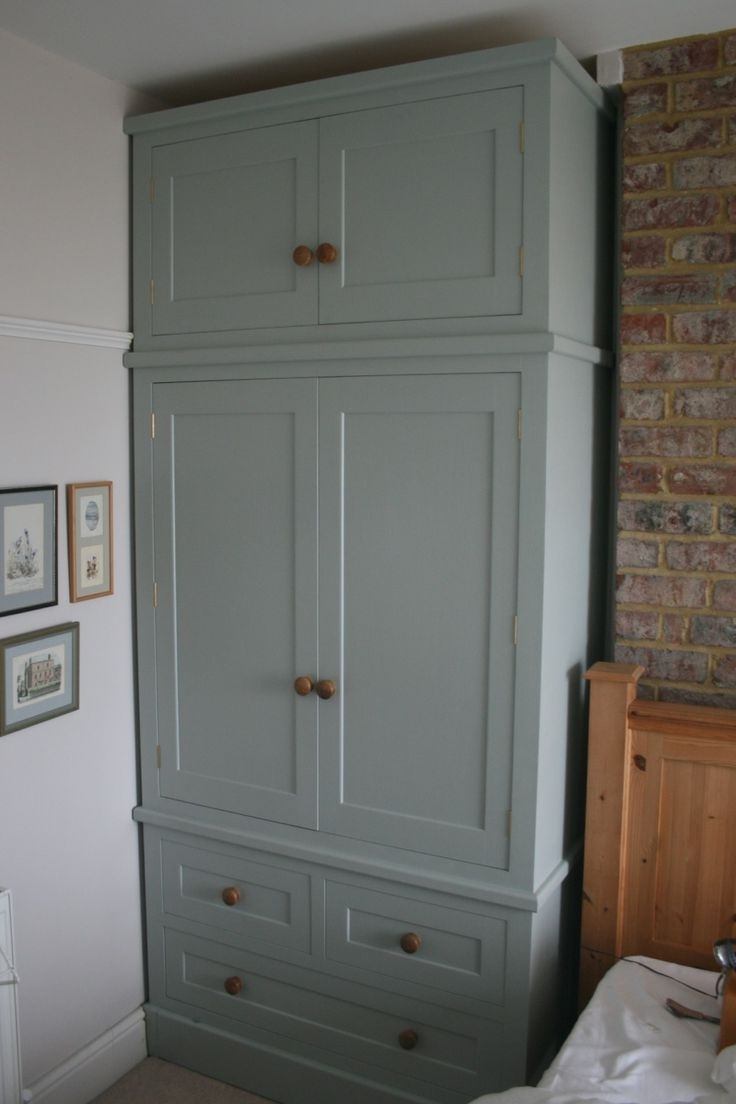 Painting Your Room Grey – Is Grey The New Beige? Within Fashionable Farrow And Ball Painted Wardrobes (View 11 of 15)