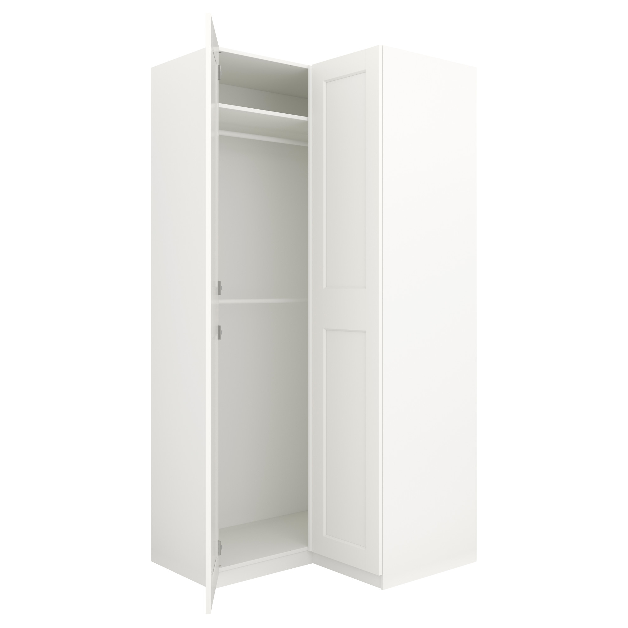 Pax Corner Wardrobe – Ikea Intended For Most Up To Date White Corner Wardrobes Units (View 10 of 15)