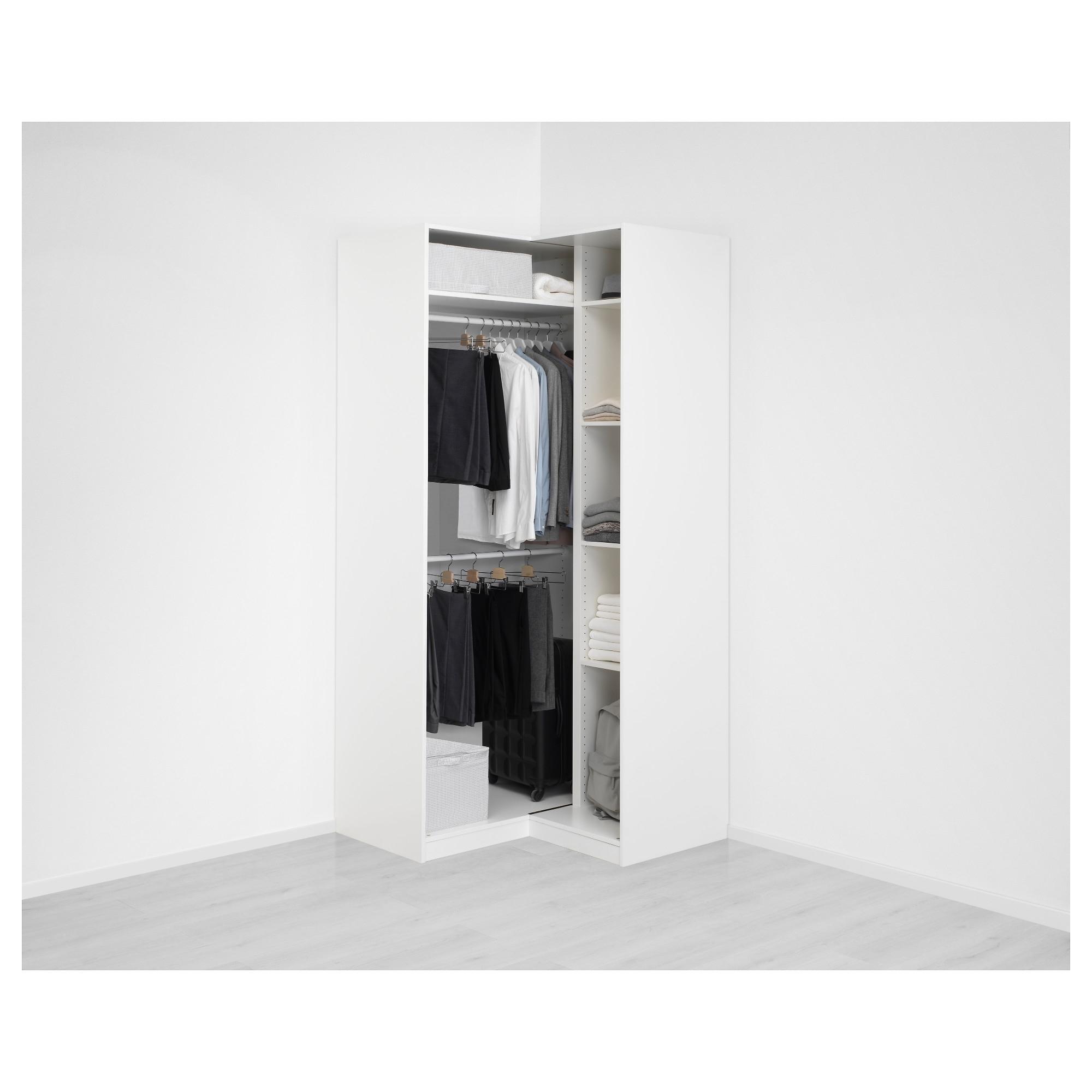 Pax Corner Wardrobe – Ikea Intended For Preferred 1 Door Corner Wardrobes (View 13 of 15)