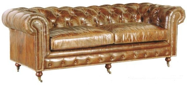 Peery Throughout Vintage Chesterfield Sofas (View 6 of 10)