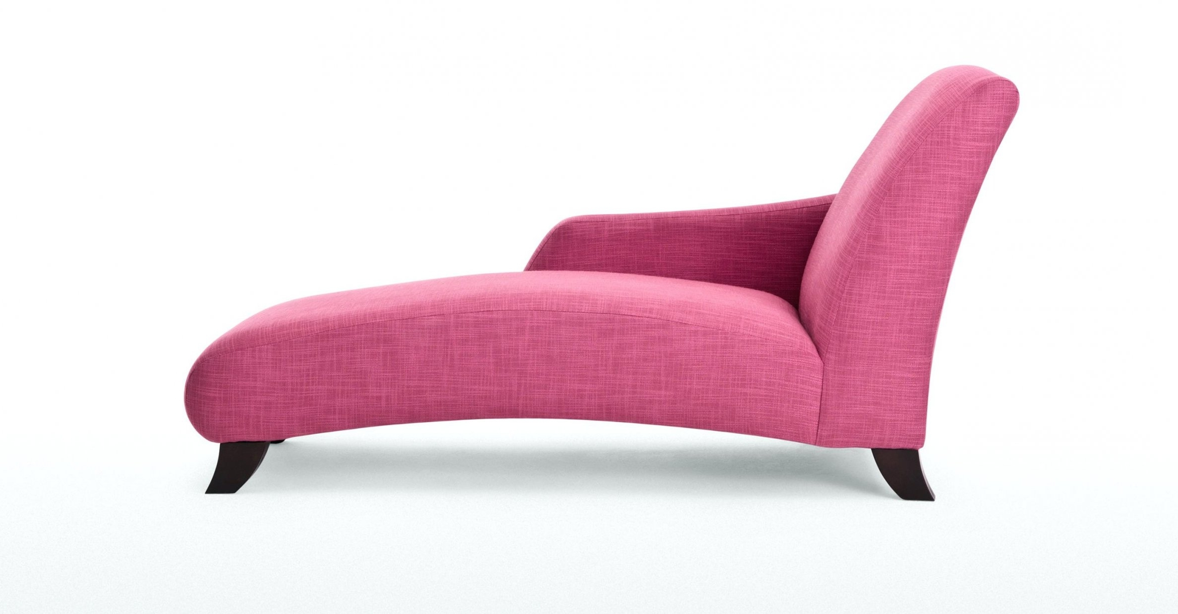 Pink Chaise Lounges With 2017 Pink Chaise Lounge Sofa (View 9 of 15)