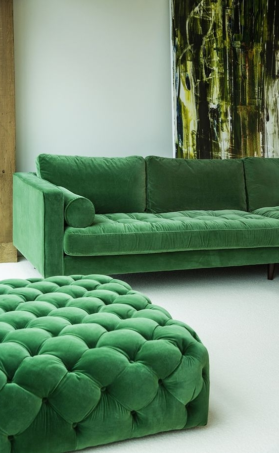 Pinterest Intended For Green Sofa Chairs (View 5 of 10)