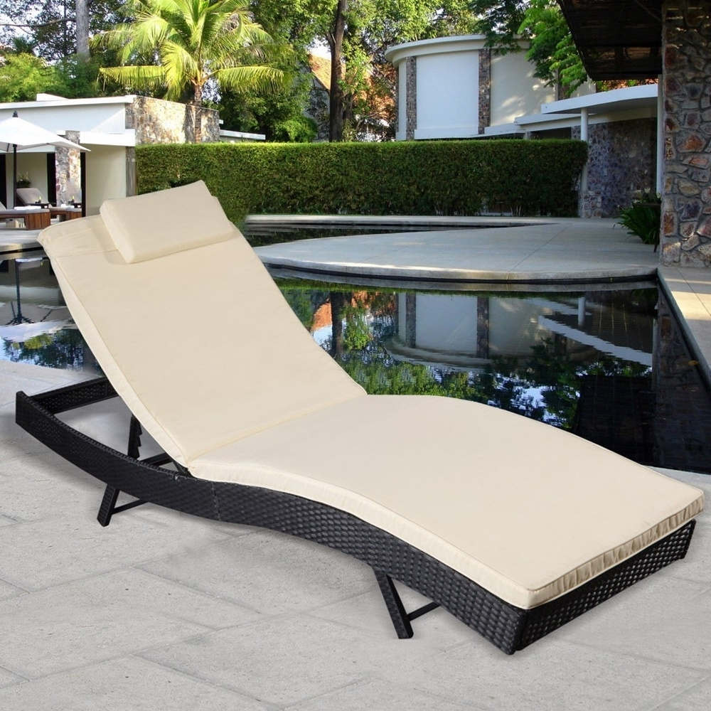 Pool Chaises With Well Known Building Pool Chaise Lounge Chair — Delightful Outdoor Ideas (View 12 of 15)