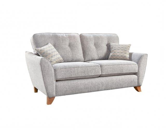 Popular Ashleigh 2 Seater Sofa – 2 Seater Sofas – Furniture World Pertaining To 2 Seater Sofas (View 8 of 15)