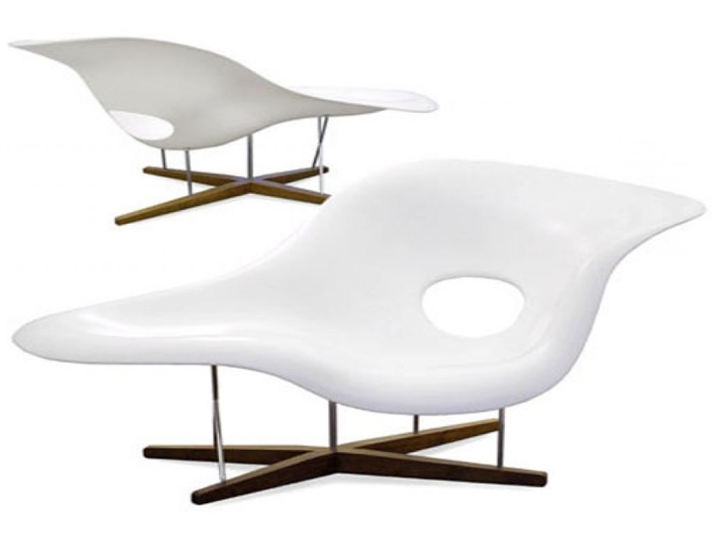 Popular Chaise: Chaise Eames Inspiration Replica Furniture Replica Eames With Regard To Une Chaise Lounges (View 13 of 15)