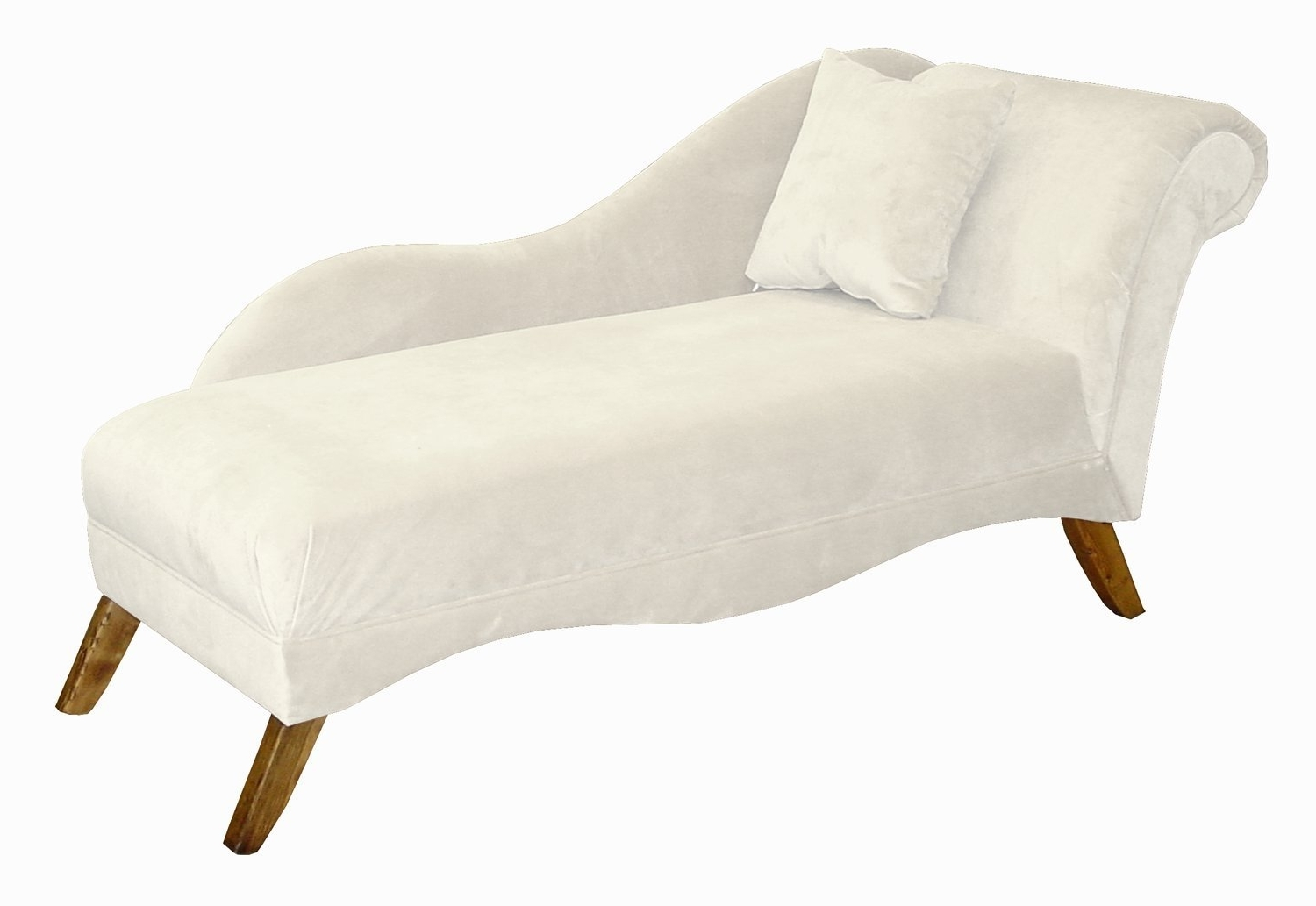 Popular Chaise Lounge Chairs Without Arms For Amazon: Isabella Single Arm Chaise Loungeskyline Furniture (View 12 of 15)