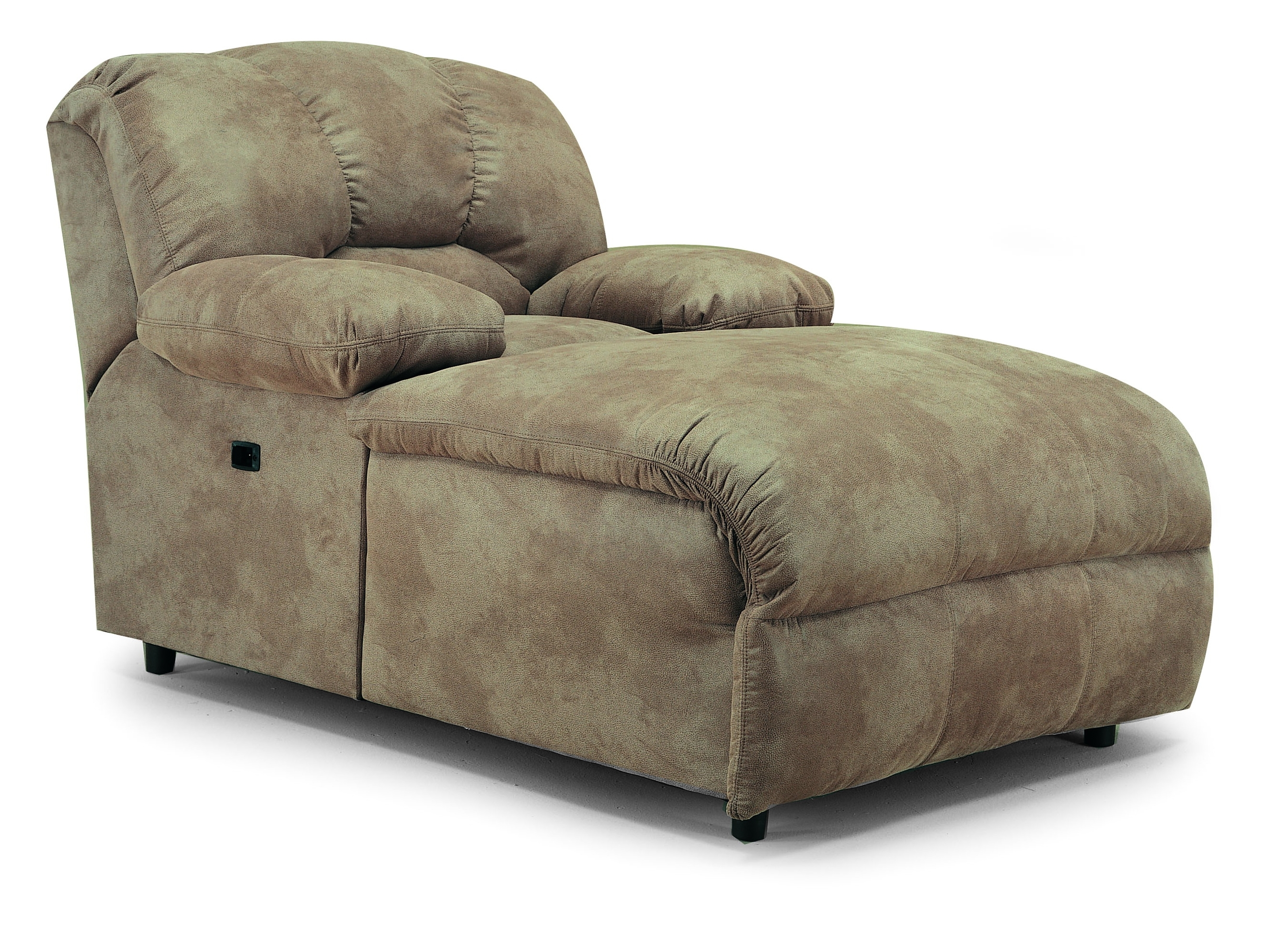 Popular Chaise Recliners For Popular Of Reclining Chaise Lounge With Recliner Chaise Lounge My (View 11 of 15)