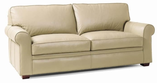 Popular Cream Colored Leather Sofa – Radiovannes Intended For Cream Colored Sofas (View 9 of 10)