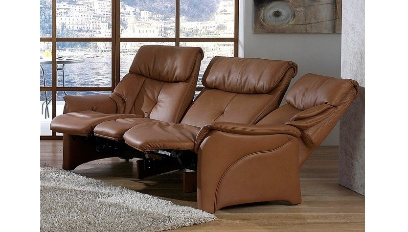 Popular Curved Recliner Sofas For Himolla – 8516 20a – Chester – Curved 3 Seat Recliner – Sofa – (View 10 of 10)