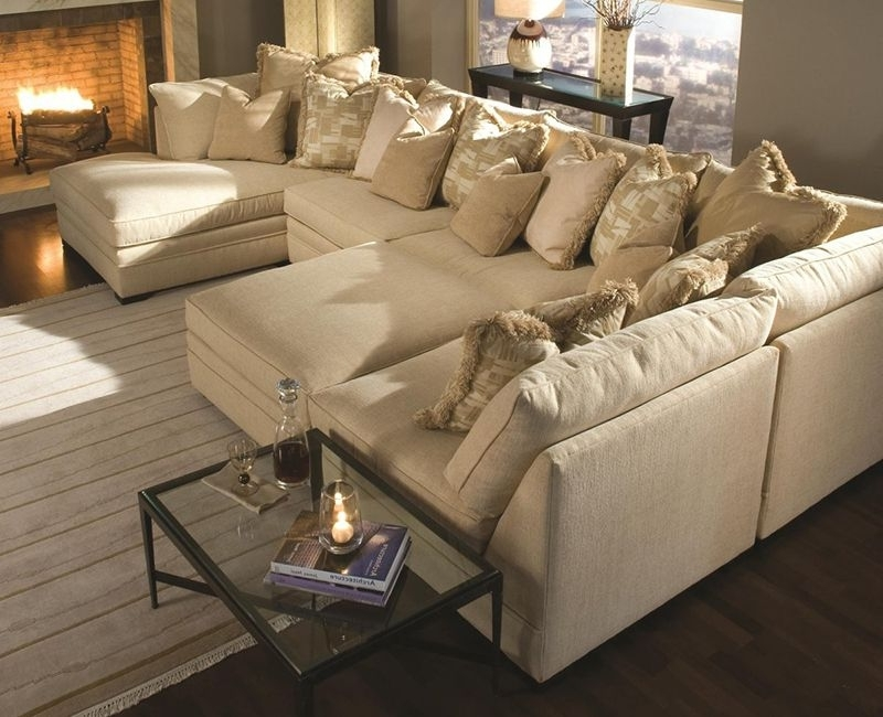 Popular Extra Large Sectional Sofas With Chaise … (View 10 of 10)