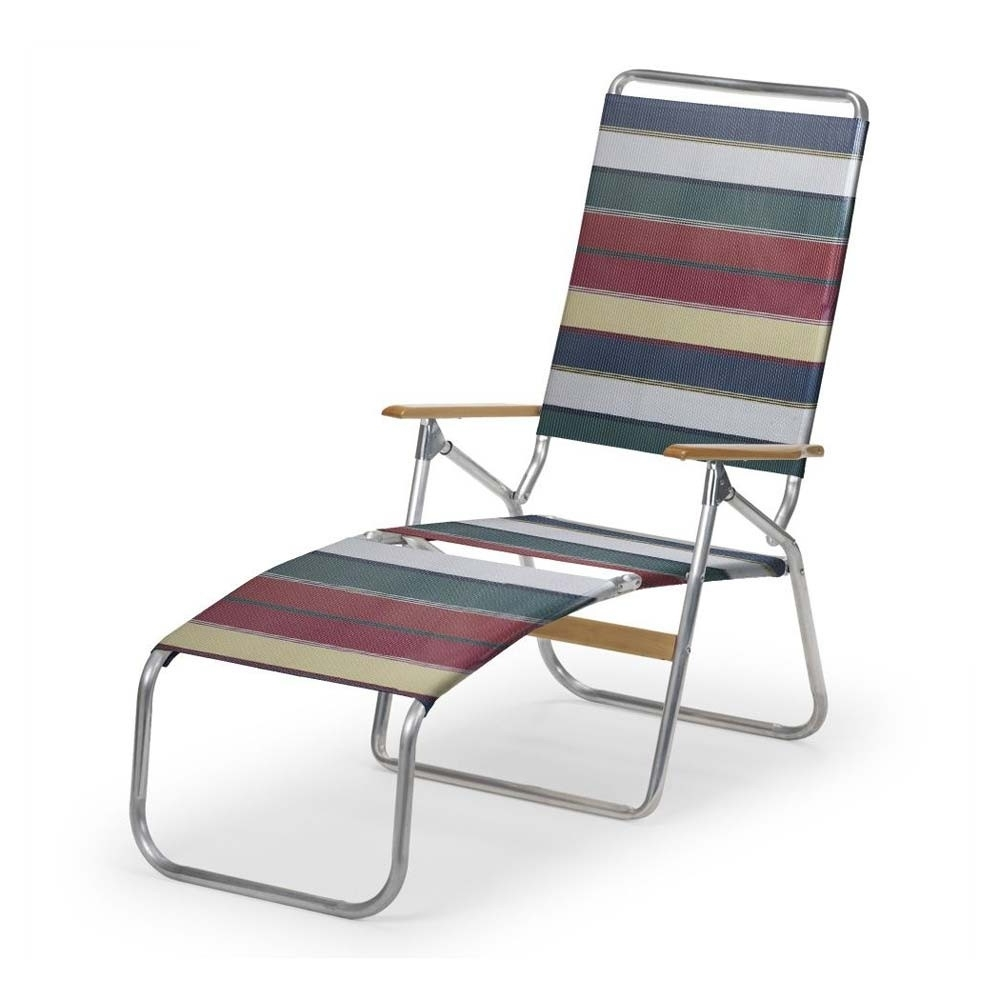 Popular Folding Outdoor Chaise Lounge Chairs • Lounge Chairs Ideas Inside Folding Chaise Lounge Chairs (View 12 of 15)