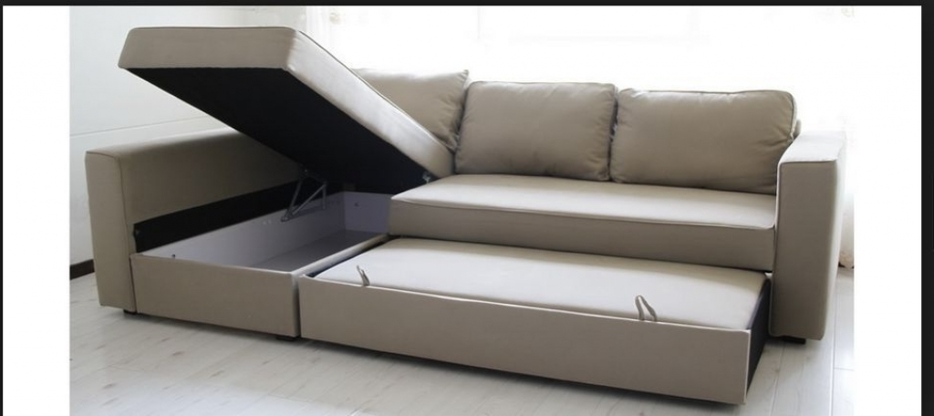 Popular Ikea Sectional Sofa Beds Inside Storage Bed: Ikea Couch Bed Storage  Ikea Sofa Bed