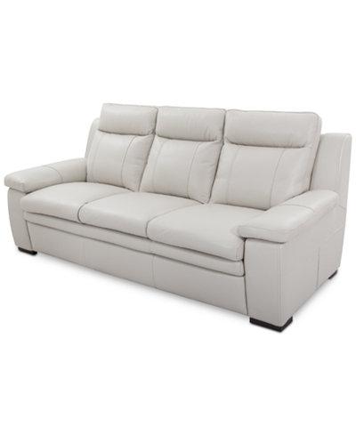 Popular Macys Leather Sofas In Macys Leather Sofa – Mforum (View 4 of 10)