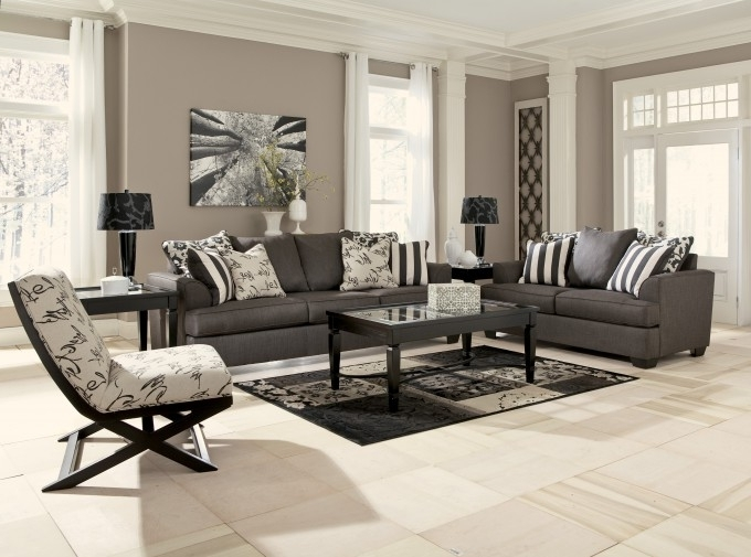 Popular Sofa And Accent Chair Sets Pertaining To Furniture: Neoteric Living Room Sets Ikea For Great Room Elegance (View 6 of 10)