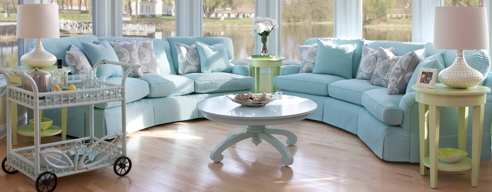 Popular Sofas And Loveseats Pertaining To Blue Sofas Ideas Sofas Loveseats (View 7 of 10)