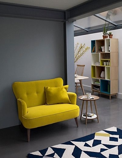 Preferred 119 Best Living Room Ideasdimore Studio Images On Pinterest Intended For Yellow Sofa Chairs (View 1 of 10)