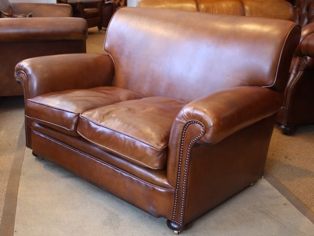 Preferred 1930S Sofas For Leather 2 Seater Sofa (View 15 of 15)