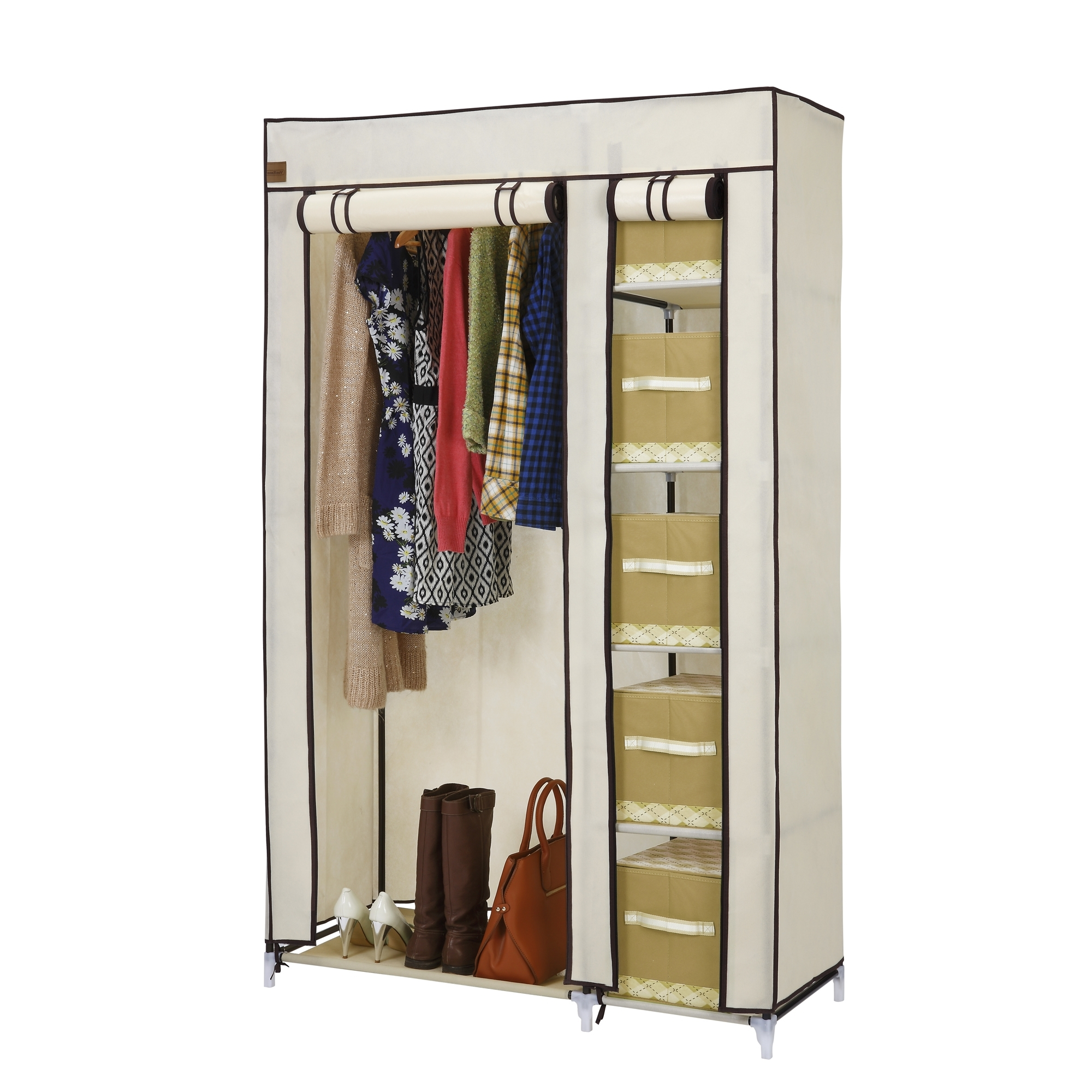 Featured Photo of Cheap Double Wardrobes